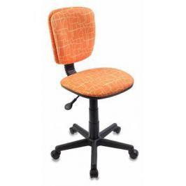 Кресло детское Бюрократ CH-204NX/GIRAFFE оранжевый жираф