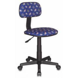 Кресло Бюрократ Ch-201NX/Moto-Bl синий
