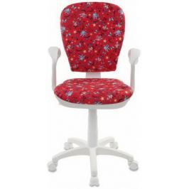 Кресло детское Бюрократ CH-W513AXN/ANCHOR-RD красный якоря