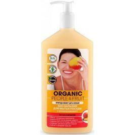 ORGANIC PEOPLE&FRUIT Бальзам-БИО для мытья посуды с органическим манго 500 мл