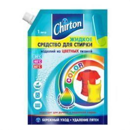 CHIRTON Жидкость для стирки цветных тканей 1000мл