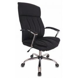 Кресло Бюрократ T-8000SL/BL+GR черный