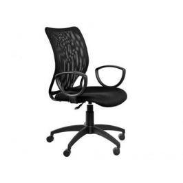 Кресло Buro CH-599AXSN/TW-11 спинка сетка черный сиденье черный TW-11