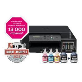 МФУ струйное Brother DCP-T510W Ink Benefit Plus принтер/сканер/копир, A4, 12/6 стр/мин, 128Мб, USB, WiFi
