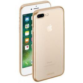 Накладка Deppa Gel Plus Matt Gold для iPhone 7 Plus золотой 85289