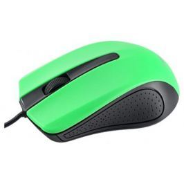 Мышь PERFEO PF-353-OP-GN Black-Green, мышь ,USB