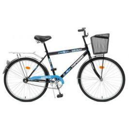 Велосипед Top Gear Delta 50 диаметр колес: 26 дюймов, размер рамы: 21 дюйм, черн/син.