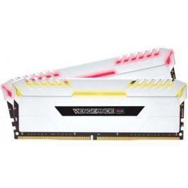 Оперативная память Corsair Vengeance RGB CMR16GX4M2C3000C15W DIMM 16GB (2x8GB) DDR4 3000MHz Retail