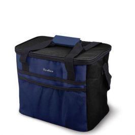 Изотермическая сумка-холодильник TESLER ICB-1532 Черно-Синий. 15л, время сохранение температуры до 12 ч (с аккумуляторами холода)
