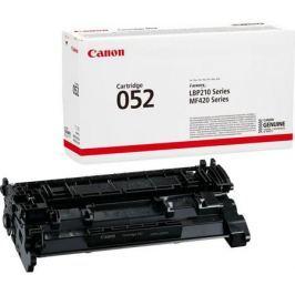 Картридж Canon 052Bk черный (black) 3100 стр. для Canon MF421dw/MF426dw/MF428x/MF429x