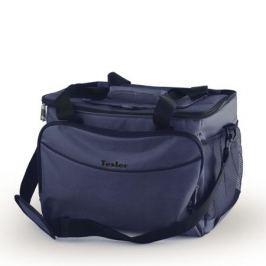 Термоэлектрическая сумка-холодильник TESLER TCB-3022 Синий, 30л, макс охлаждение 11-15° ниже температуры окр. среды(не ниже 5°)
