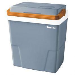 Термоэлектрический автохолодильник TESLER TCF-2212 Серый, 22л, макс охлаждение 16-22° ниже температуры окр. среды(не ниже 5°)