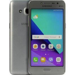 Смартфон Samsung SM-G532 Galaxy J2 Prime серебристый MediaTek MT6737T/ 1.5Гб/8 Гб/5