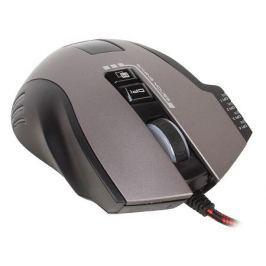 Проводная игровая мышь Jet.A CRATUS JA-GH22 (500-3000 dpi,7 программируемых кнопок,LEDподсветка,USB)