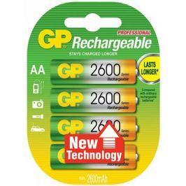 Аккумуляторы 2700 mAh GP 270AAHC-С4 AA 4 шт