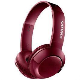 Наушники Philips SHB3075RD/00 Bluetooth темно-красный