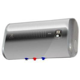 Водонагреватель накопительный Electrolux EWH 80 Royal Silver H 80л 2кВт, плоский, механическое упр., горизонтальный