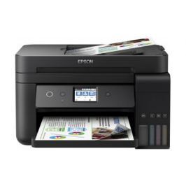 МФУ EPSON L6190 Принтер/сканер/копир. A4. Фабрика Печати. Цветной. Wi-Fi. ЖК дисплей.
