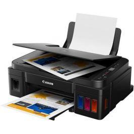 МФУ Canon PIXMA G2411 2313C025 цветное/струйное A4, 8,8/5 стр/мин, 100 листов, USB, СНПЧ