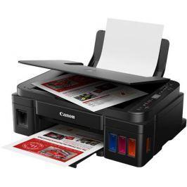 МФУ Canon PIXMA G3411 2315C025 цветное/струйное A4, 8,8/5 стр/мин, 100 листов, USB, СНПЧ, WiFi