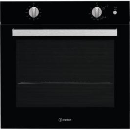 Встраиваемая газовая духовка INDESIT IGW 620 BL