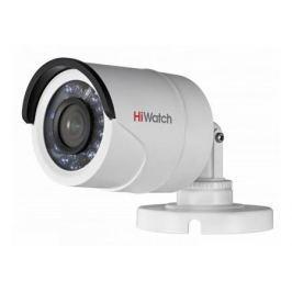 Камера HiWatch DS-T100 (3.6 mm) 1Мп уличная цилиндрическая HD-TVI камера с ИК-подсветкой до 20м 1/4