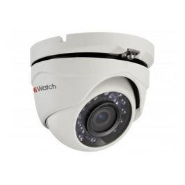 Камера HiWatch DS-T203 (2.8 mm) 2Мп уличная купольная HD-TVI камера с ИК-подсветкой до 20м 1/2.7