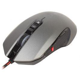 Проводная игровая мышь Jet.A ENIO JA-GH23 чёрно-серая (500-3000 dpi,7 пр. кнопок,LEDподсветка,USB)