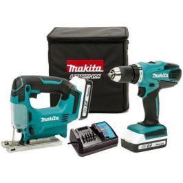 Набор инструментов Makita DK18298X1 6шт