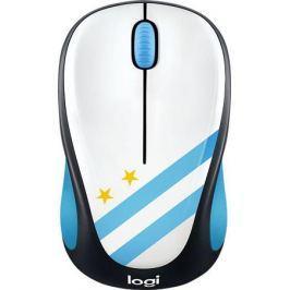 Мышь беспроводная Logitech M238 Argentina USB оптическая, 1000 dpi, 3 кнопки + колесо