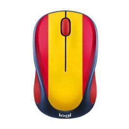 Мышь беспроводная Logitech M238 Spain USB оптическая, 1000 dpi, 3 кнопки + колесо