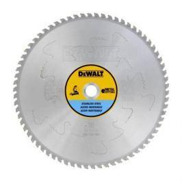 Круг пильный твердосплавный DEWALT DT1921-QZ Ф355/25.4 70 MTCG +10° EXTREME по нержавейке