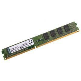 Оперативная память Kingston DDR3 4Gb, PC12800, DIMM, 1600MHz (KVR16N11S8/4) CL11 [Retail]