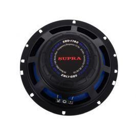 Автоакустика Supra SBD-1702 коаксиальная 2-полосная 16см 60Вт-180Вт