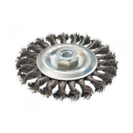 Кордщетка ПРАКТИКА 242-670 для МШУ радиальная витая 175мм М14