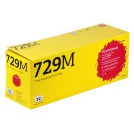 Картридж T2 TC-C729M Magenta (с чипом)