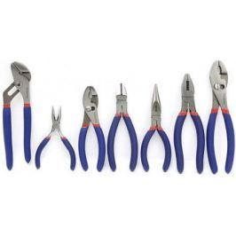 Набор инструментов WORKPRO W001306 промо-набор шарнирно-губцевых инструментов 7предметов блистер