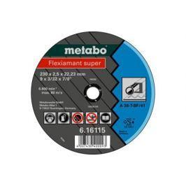 Отрезной круг MetaboFlexiamant S 125x2 прямой А36Т 616107000