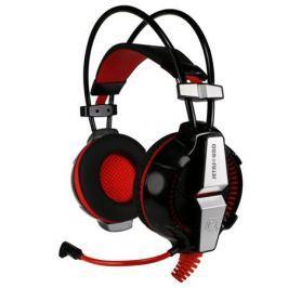 Наушники (гарнитура) Jet.A GHP-400 PRO Black Проводные / Накладные с микрофоном / Черный / 20 Гц - 20 кГц / 112 дБ / USB