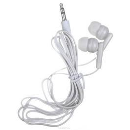 Наушники OLTO VS-840 white Проводные / Внутриканальные / Белый / 20 Гц - 20 кГц / 112 дБ / Mini-jack / 3.5 мм