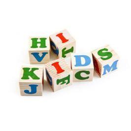 Кубики Томик Английский алфавит 12 шт 1111-2