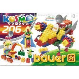 Конструктор Bauer Космос 206 элементов