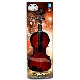 Музыкальный инструмент 1toy скрипка, коробка