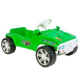 Машина Rich Toys с педальным приводом RACE MAXI Formula 1 цв.зеленый ОР792
