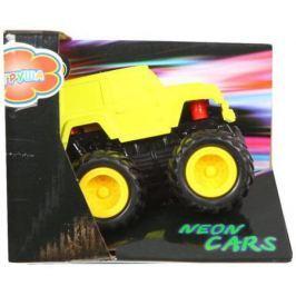 YAKO, Игрушка детская «Машинка», фрикционный механизм NEON, 8391R-3