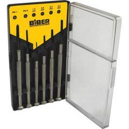 Набор отверток BIBER 85565 для точных работ 6шт.