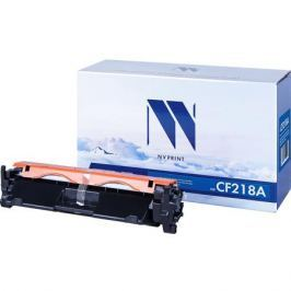 Картридж NV-Print NV-CF218A черный (black) 1400 стр. для HP LaserJet Pro M104a/M104w/M132a/M132fn/M132fw/M132nw