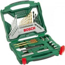 Набор бит и сверел Bosch X-Line-50 TI