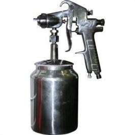 Краскораспылитель КРАТОН HP-02S нижн. бак 1л сопло 2мм 120-200л/мин 1.1кг