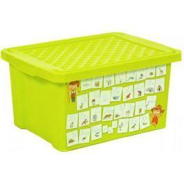 Littel Angel Детский ящик для хранения игрушек